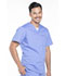 Photograph of Workwear WW Professionals Men Men's V-Neck Top Blue WW675-CIE