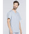 Photograph of Workwear WW Professionals Men Men's V-Neck Top Gray WW675-GRY