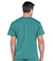 Photograph of Workwear WW Professionals Men's Men's V-Neck Top Green WW675-HUN