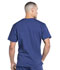 Photograph of Workwear WW Professionals Men Men's V-Neck Top Blue WW675-NAV