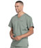 Photograph of Workwear WW Professionals Men's Men's V-Neck Top Green WW675-OLV