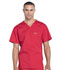 Photograph of Workwear WW Professionals Men's Men's V-Neck Top Red WW675-RED