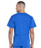 Photograph of WW Professionals Men's Men's V-Neck Top Blue WW675-ROY