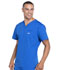 Photograph of Workwear WW Professionals Men's Men's V-Neck Top Blue WW675-ROY