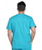 Photograph of WW Professionals Men's Men's V-Neck Top Blue WW675-TLB
