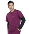 Photograph of Workwear WW Professionals Men's Men's V-Neck Top Red WW675-WIN