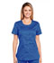 Photograph of WW Core Stretch Women Round Neck Top Blue WW683-ROYW