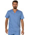 Photograph of WW Revolution Men Men's V-Neck Top Blue WW690-CIE