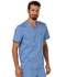 Photograph of WW Revolution Men's Men's V-Neck Top Blue WW690-CIE