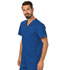Photograph of WW Revolution Men's Men's V-Neck Top Blue WW690-GAB