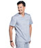 Photograph of WW Revolution Men's Men's V-Neck Top Gray WW690-GRY