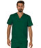 Photograph of WW Revolution Men Men's V-Neck Top Green WW690-HUN