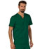 Photograph of WW Revolution Men's Men's V-Neck Top Green WW690-HUN