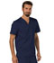 Photograph of WW Revolution Men's Men's V-Neck Top Blue WW690-NAV