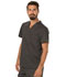 Photograph of WW Revolution Men's Men's V-Neck Top Gray WW690-PWT
