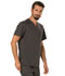 Photograph of WW Revolution Men Men's V-Neck Top Gray WW690-PWT