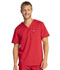 Photograph of WW Revolution Men's Men's V-Neck Top Red WW690-RED
