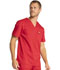 Photograph of WW Revolution Men Men's V-Neck Top Red WW690-RED