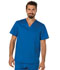 Photograph of WW Revolution Men's Men's V-Neck Top Blue WW690-ROY