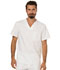 Photograph of WW Revolution Men's Men's V-Neck Top White WW690-WHT