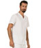 Photograph of WW Revolution Men Men's V-Neck Top White WW690-WHT