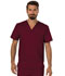 Photograph of WW Revolution Men's Men's V-Neck Top Red WW690-WIN