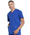 Photograph of Workwear WW Professionals Men Men's V-Neck Top Blue WW695-GAB