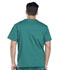Photograph of Workwear WW Professionals Men Men's V-Neck Top Green WW695-HUN