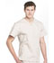 Photograph of WW Professionals Men's Men's V-Neck Top Brown WW695-KAK