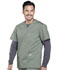Photograph of Workwear WW Professionals Men's Men's V-Neck Top Green WW695-OLV