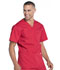 Photograph of Workwear WW Professionals Men's Men's V-Neck Top Red WW695-RED
