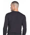 Photograph of Workwear WW Professionals Men's Men's Underscrub Knit Top Black WW700-BLK