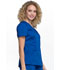Photograph of WW Revolution Women's V-Neck Top Blue WW710-GAB