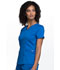 Photograph of WW Revolution Women's V-Neck Top Blue WW710-ROY