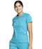 Photograph of WW Revolution Women's V-Neck Top Blue WW710-TLB