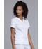 Photograph of WW Revolution Women's V-Neck Top White WW710-WHT