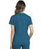 Photograph of WW Revolution Women's V-Neck Top Blue WW735-CAR