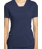 Photograph of WW Revolution Women's V-Neck Top Blue WW735-NAV