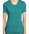 Photograph of WW Revolution Women's V-Neck Top Blue WW735-TLB