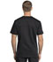 Photograph of WW Revolution Tech Men Men's V-Neck Top Black WW755AB-BLK