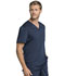 Photograph of WW Revolution Tech Men Men's Tuckable V-Neck Top Blue WW755AB-NAV