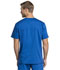 Photograph of WW Revolution Tech Men Men's V-Neck Top Blue WW755AB-ROY