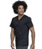 Photograph of WW Revolution Tech Men's Men's V-Neck Top Black WW760AB-BLK