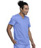 Photograph of WW Revolution Tech Men Men's V-Neck Top Blue WW760AB-CIE
