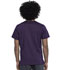 Photograph of WW Revolution Tech Men's Men's V-Neck Top Purple WW760AB-EGG