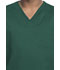 Photograph of WW Revolution Tech Men Men's V-Neck Top Green WW760AB-HUN