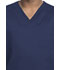 Photograph of WW Revolution Tech Men's Men's V-Neck Top Blue WW760AB-NAV