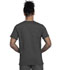 Photograph of WW Revolution Tech Men's Men's V-Neck Top Gray WW760AB-PWT