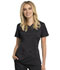 Photograph of WW Revolution Tech Women's V-Neck Top Black WW770AB-BLK