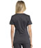Photograph of WW Revolution Tech Women's V-Neck Top Gray WW770AB-PWT